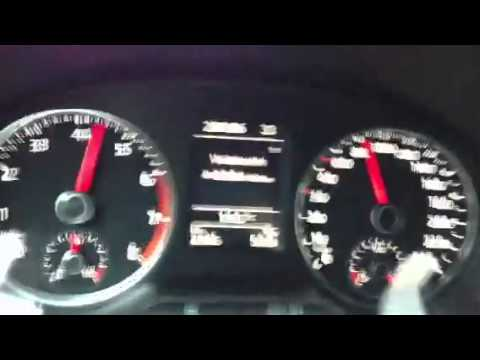 vw polo blue gt 140ps 0-150 km/h - youtube