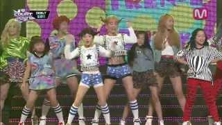 트렌디_캔디보이 (Candy Boy by TREN-D of Mcountdown 2013.10.17)