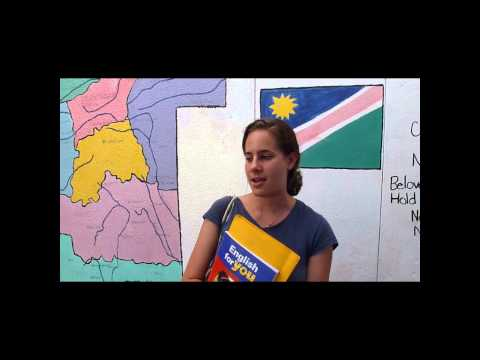 Learn about interning abroad in Namibia