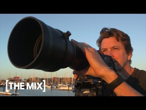 How acclaimed photographer Trent Parke gets the shot | The Mix