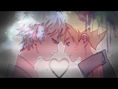 Мицуки и Боруто • Джованна • Яой