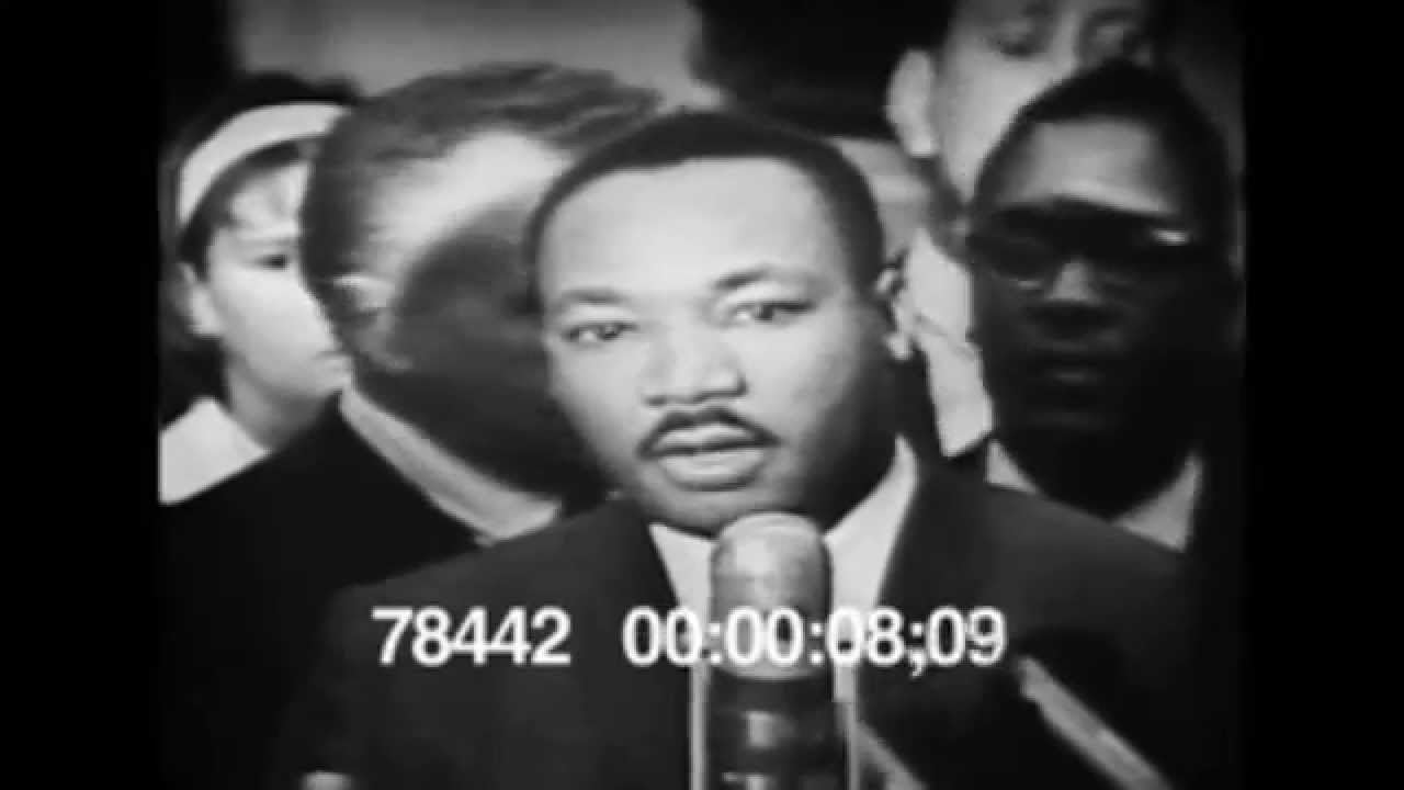 What political party was Martin Luther King Jr.?