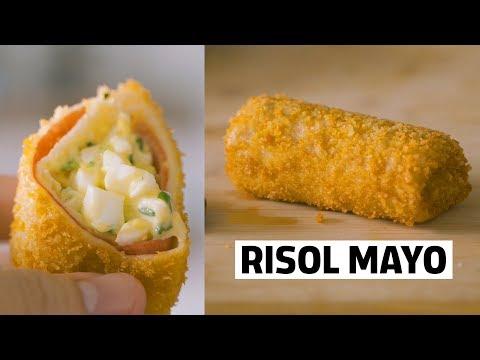 Resep Risol Mayo Enak Serius Youtube
