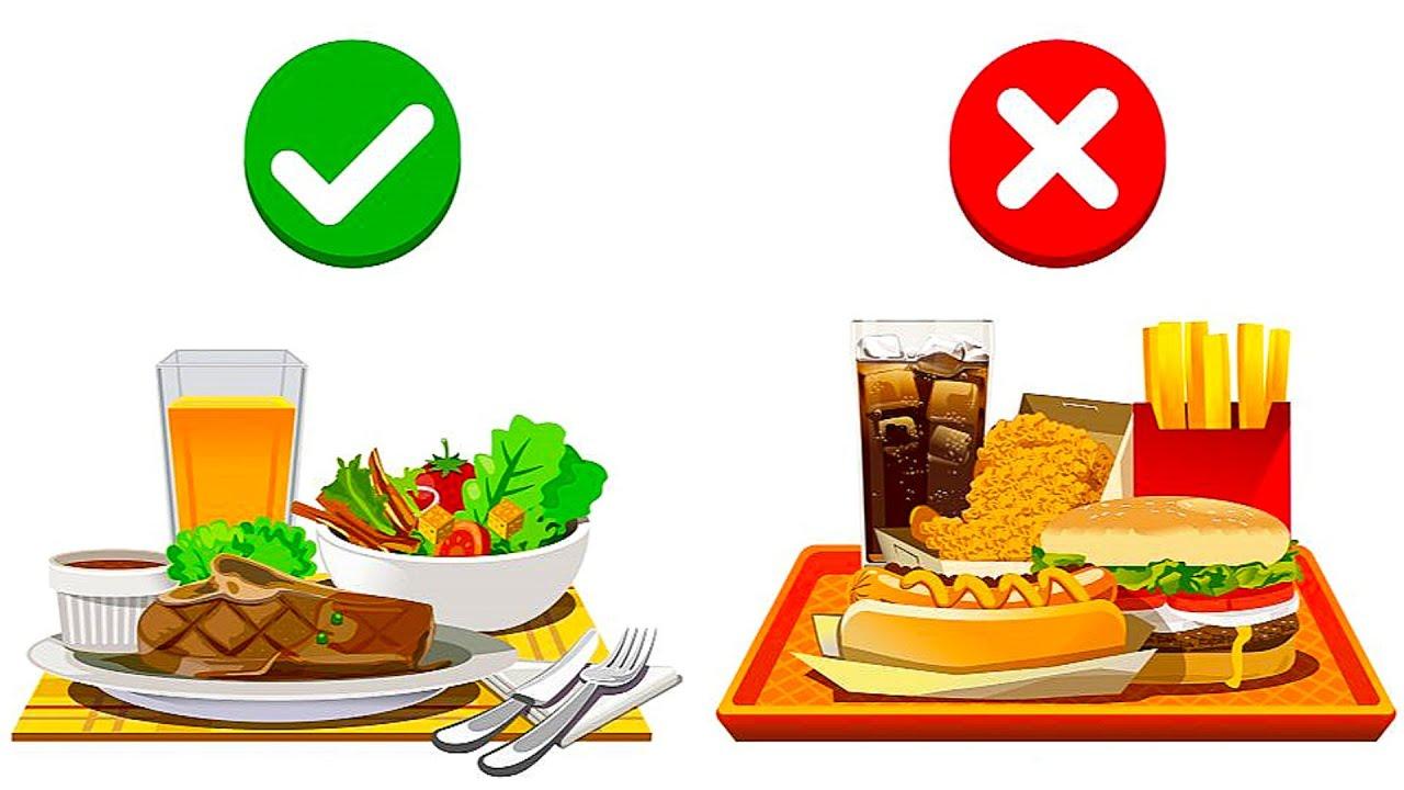10 секретов здорового питания