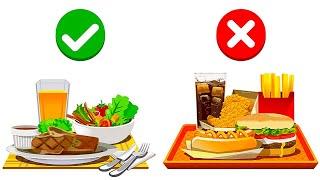10 Главных Секретов Здорового Питания Которые Надо Знать
