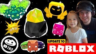 NEW Egg UPDATE 10 in PETS-New Egg! 🐾 Pet Simulator! | Roblox | Daddy and Barunka CZ/SK