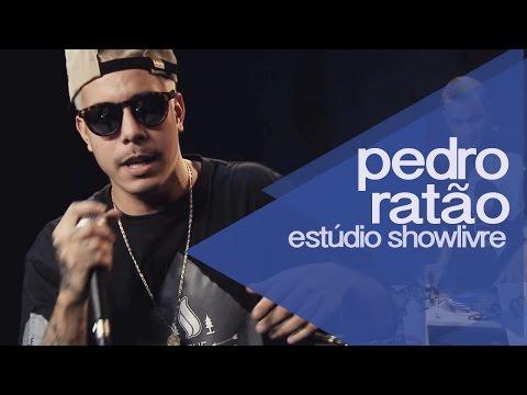 """""""Garota carioca"""" - Pedro Ratão no Estúdio Showlivre 2015"""