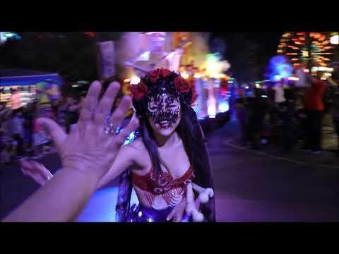 Opening Mardi Gras Night Parade 2018