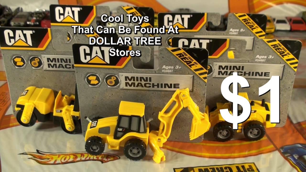 5 Dollar Toys : Cool toys found at dollar tree haul cat mini machine