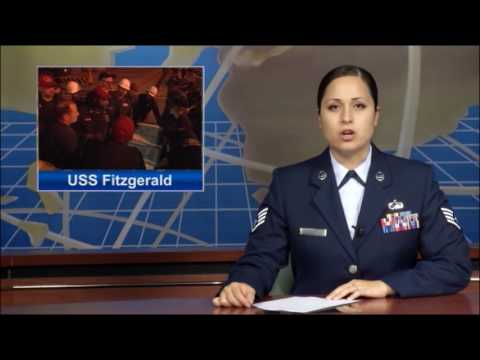 Pacific Update: Aucoin, Kim on USS Fitzgerald
