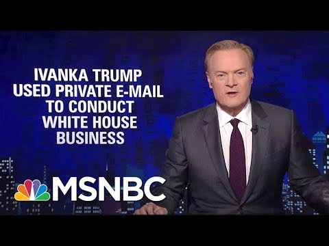 Lawrence: The Stories Donald Trump Is Using The NFL To Distract You From   The Last Word   MSNBC