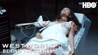 BTS: Deconstructing Maeve | Westworld | Season 2 thumbnail