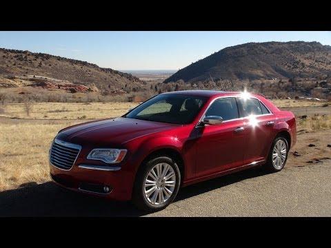 Chrysler 300 awd review