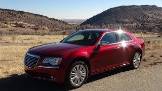 2014 Chrysler 300C AWD Up Close and Personal Review