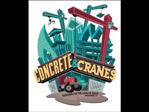 Introduction to Concrete and Cranes VBS at First Baptist Thomson 6/21/20