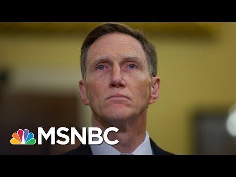 President Trump To Interview John Pistole For FBI Director Job | MSNBC