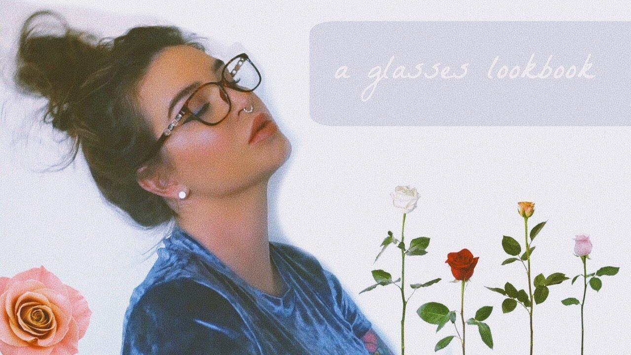 5d2e3a598e84dd NEW GLASSES TRY ON ♡ HAUL - YouTube