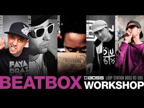 ROXORLOOPS (BE) | Beatbox Workshop