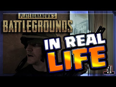 PUBG - IN REAL LIFE! - Episode 01 - Fix The Rails