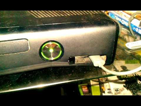 New Xbox 360 slim problem