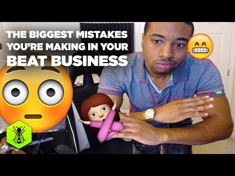 The BIGGEST MISTAKES You're Making in Your Beat Business