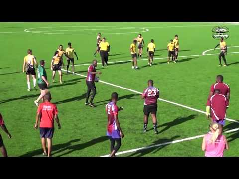 Rugby  Lycans Vs Curacao Students  Date  06 10 2019 (Full Match)