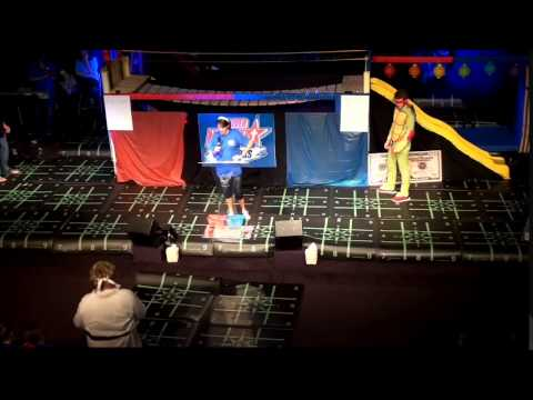 Kids Crusade 2015 River Ninja Warrior Tuesday