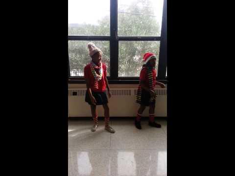 Christmas at Yellowstone Academy