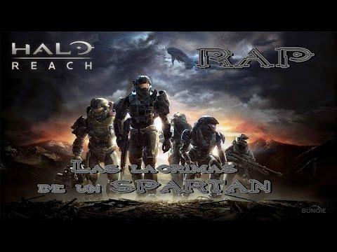 Halo reach II RAP II Las lagrimas de un spartan II By: JL