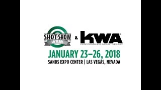 KWA: Shot Show 2018