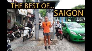 CRAZY MARKETS & BEST FOOD IN SAIGON! Vietnam Travel Guide