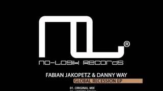 Fabian Jakopetz & Dub Way - Global Recession (Uberto remix) - MINIMAL / TECHNO
