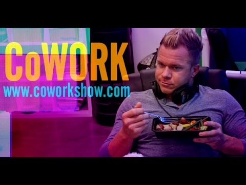 """CoWORK: Episode 2 """"Who Took My Lunch?"""""""