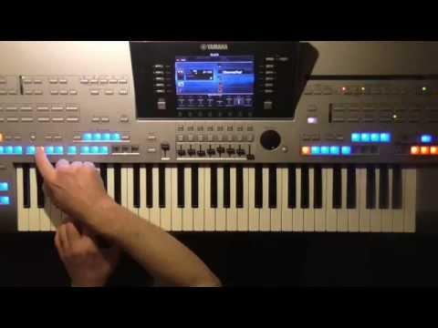 I Do, I Do, I Do, I Do, I Do - ABBA, Instrumental-Cover mit Yamaha Tyros 4
