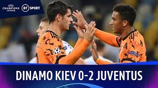 Dinamo Kiev v Juventus (0-2) | Champions League Highlights