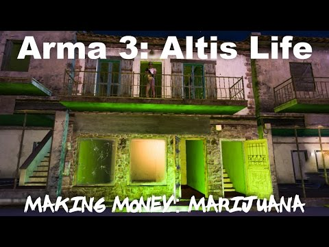 Arma3 Altis Life Tutorial - Earn money fast - how to
