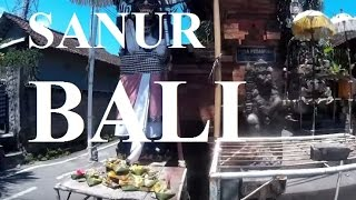 Sanur Bali Walk Around - Part 2
