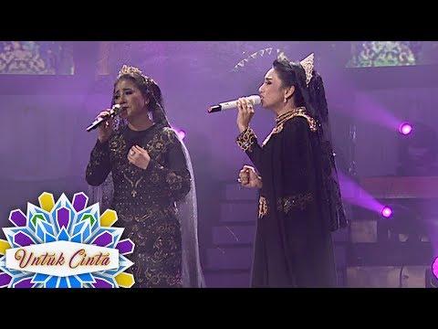 Lagu Terangkanlah Paling Syahdu! Siti feat Cici Paramida  - Untuk Cinta (1/9)