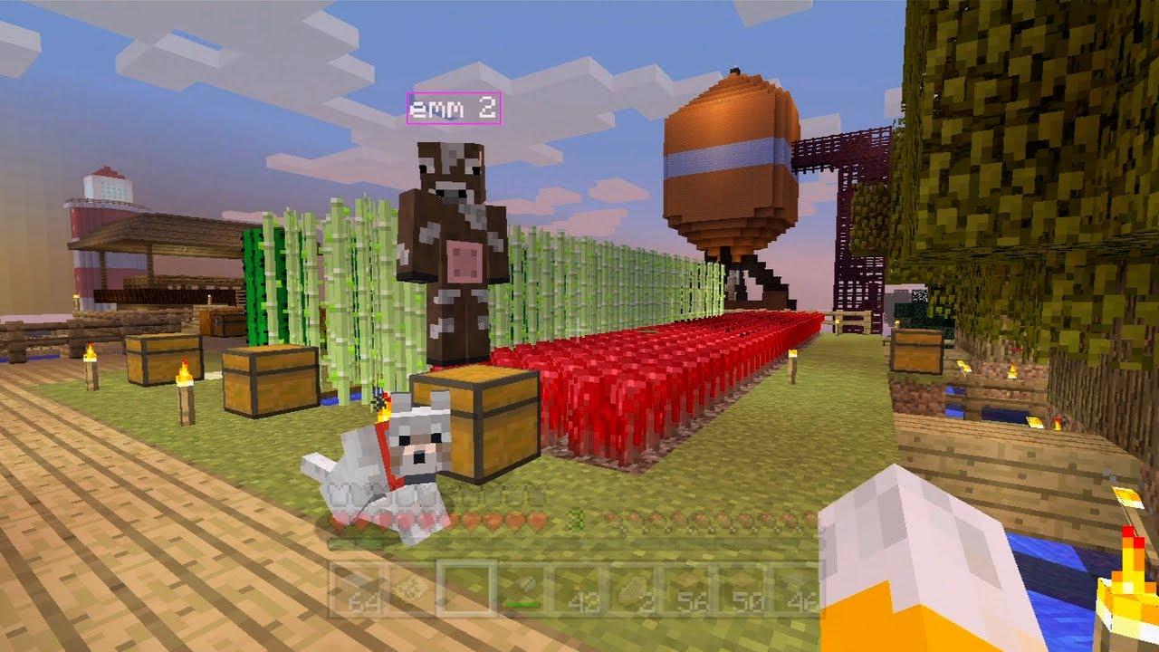 Minecraft Xbox Stampy S Space Program 83 Youtube