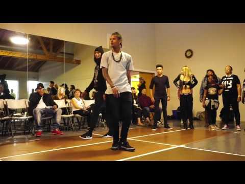 Les Twins SF | Workshop + Freestyles '17