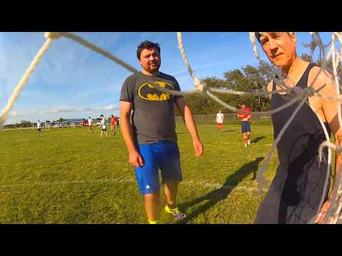 MINI Motovlog – pick up soccer game