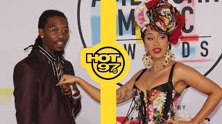 Breaking Down Cardi B & Offset's Break Up + His Alleged Side Chick Apologizes