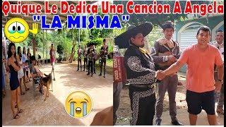 -La Misma - Vicente Fernandez | Quique Esta Sufriendo Por Angela Y Se La Canta A Todo Pulmón-P4