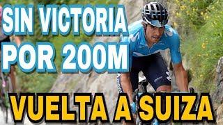 Mikel Landa Se Queda A 200m De La Victoria | Vuelta A Suiza Etapa 5