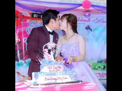 đám cưới bảo trung hồng cúc
