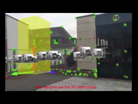 Outdoor Augmented Reality (AR)