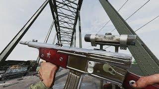 Didn't Think 3x Scope Sturmgewehr 1-5 (No Recoil Buffer Spec) Was God Tier (Battlefield 5)