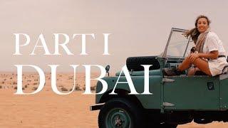 ROAD TRIP MIDDLE EAST: Dubai (Part 1)