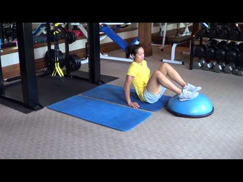 Golf Exercises Hip Extension Bridge