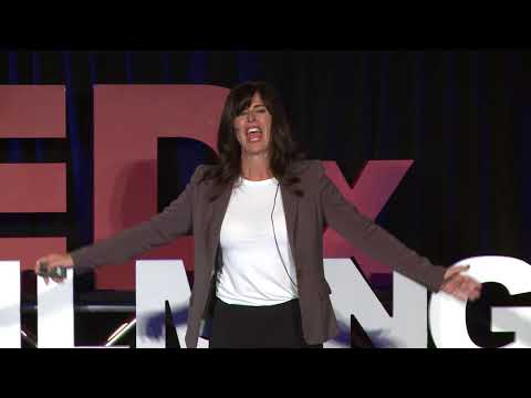 Finding Healing and Purpose Through Service | Michelle DiFebo Freeman | TEDxWilmingtonSalon